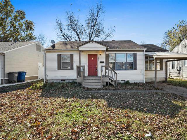 232 E 46th Street, Tulsa, OK 74105 (MLS #2041593) :: Active Real Estate