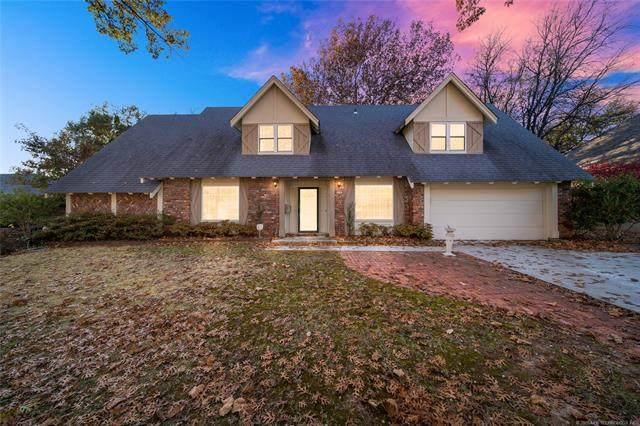 5228 S Irvington Avenue, Tulsa, OK 74135 (MLS #2041596) :: 580 Realty