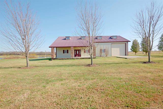 4301 S 4180 Road, Chelsea, OK 74016 (MLS #2041597) :: Hometown Home & Ranch