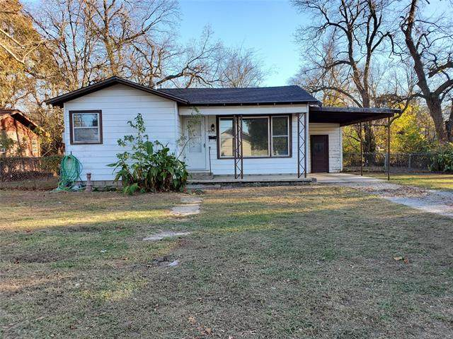 500 E Bird, Davis, OK 73030 (MLS #2041639) :: 580 Realty
