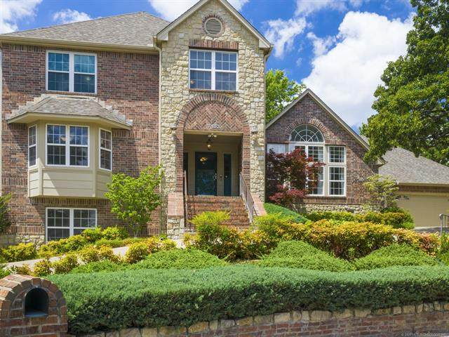 7103 S Columbia Place, Tulsa, OK 74136 (MLS #2041710) :: RE/MAX T-town