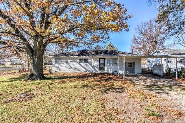 501 N Pawnee Avenue, Dewey, OK 74029 (MLS #2041730) :: 918HomeTeam - KW Realty Preferred