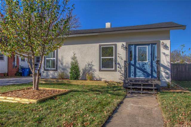 404 S Gillette Avenue, Tulsa, OK 74104 (MLS #2041738) :: Hopper Group at RE/MAX Results
