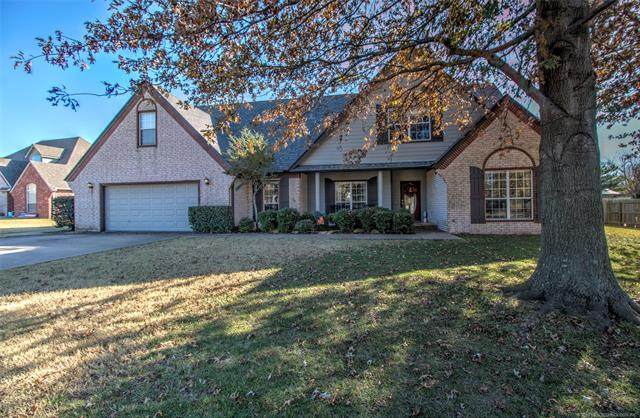 8184 E Misty Morning Place, Claremore, OK 74019 (MLS #2041757) :: Hopper Group at RE/MAX Results