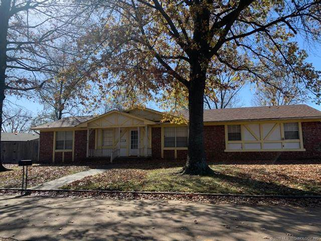1703 N Willow Drive, Claremore, OK 74017 (MLS #2041774) :: Hometown Home & Ranch