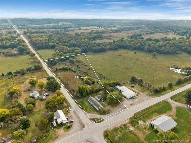 15024 S Highway #2, Bluejacket, OK 74333 (MLS #2041779) :: Hopper Group at RE/MAX Results