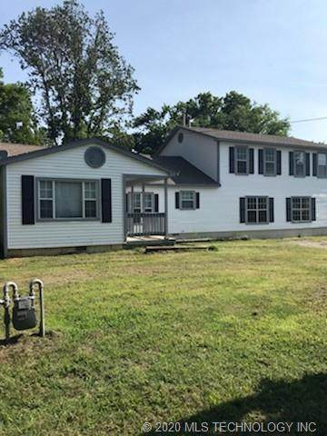 508 NW 10th Street, Wagoner, OK 74467 (MLS #2041781) :: RE/MAX T-town