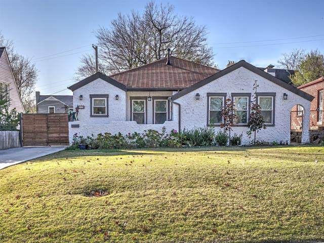 104 E Young Street, Tulsa, OK 74106 (MLS #2041919) :: Hometown Home & Ranch