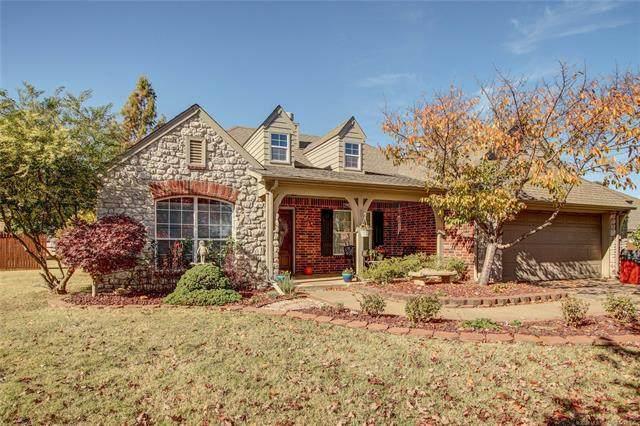 10100 N 118th Avenue E, Owasso, OK 74055 (MLS #2041942) :: Hometown Home & Ranch