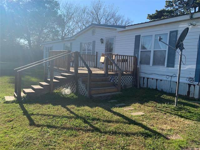 20383 E 1168 Road, Stigler, OK 74462 (MLS #2041983) :: Hometown Home & Ranch
