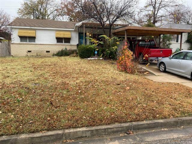 2320 S Hudson Place, Tulsa, OK 74114 (MLS #2041995) :: Hometown Home & Ranch