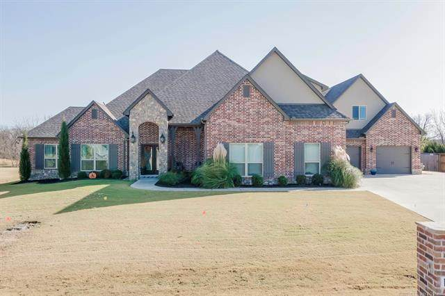 17367 S 21st East Avenue, Bixby, OK 74047 (MLS #2042060) :: Hopper Group at RE/MAX Results