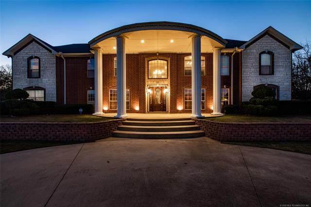 412 Woodland, Durant, OK 74701 (MLS #2042065) :: Owasso Homes and Lifestyle