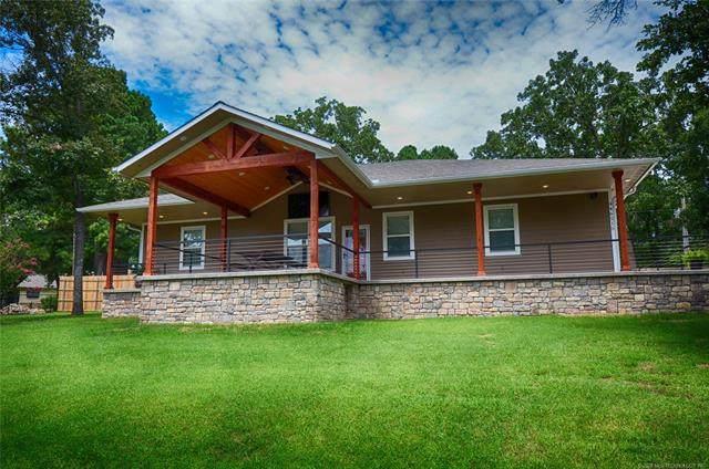 446215 E Lakeview Drive, Gore, OK 74435 (MLS #2042156) :: 580 Realty