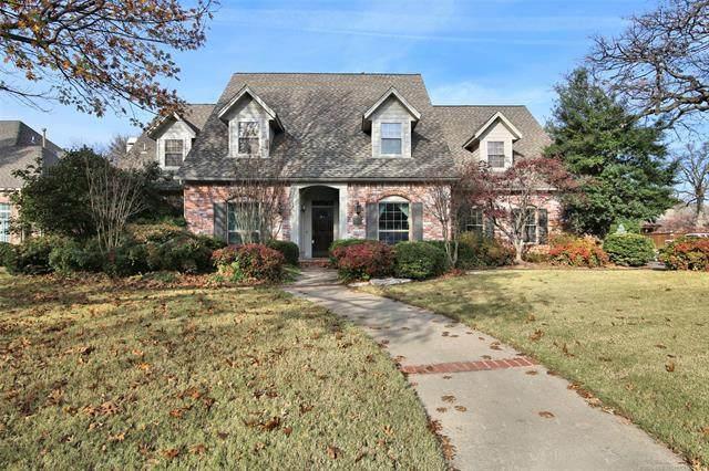 5441 E 109th Street, Tulsa, OK 74137 (MLS #2042174) :: Hometown Home & Ranch