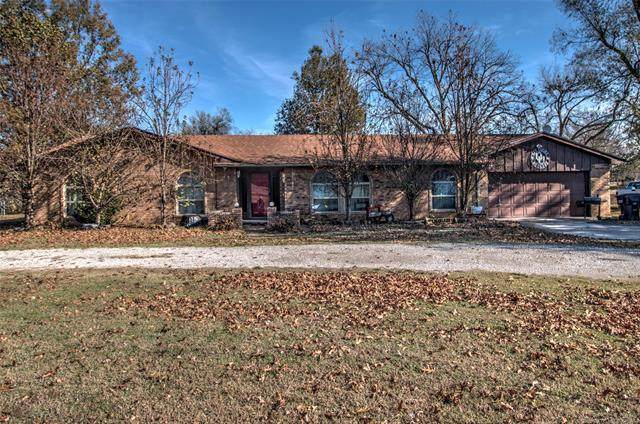 17281 S 4150 Road, Claremore, OK 74017 (MLS #2042207) :: Active Real Estate
