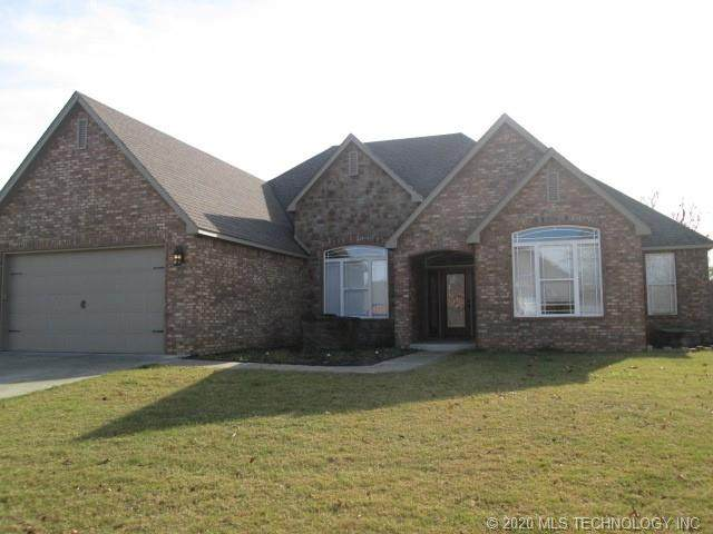 1405 Richmond Drive, Fort Gibson, OK 74434 (MLS #2042209) :: Hometown Home & Ranch