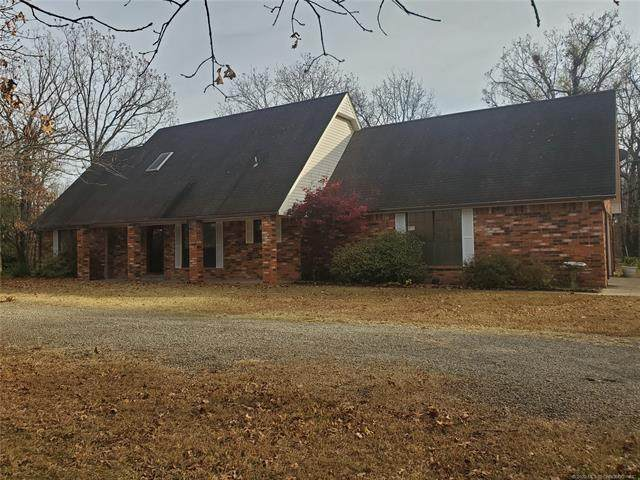 2650 S 81st Street E, Muskogee, OK 74403 (MLS #2042218) :: Hopper Group at RE/MAX Results
