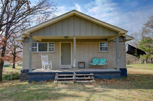 2606 S 361st West Avenue, Mannford, OK 74044 (MLS #2042232) :: Hopper Group at RE/MAX Results