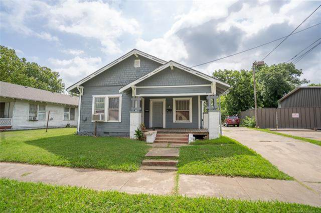 208 E Street NW, Ardmore, OK 73401 (MLS #2042269) :: Hopper Group at RE/MAX Results