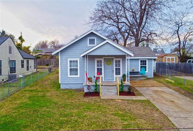 2426 N Rockford Avenue, Tulsa, OK 74106 (MLS #2042270) :: Hopper Group at RE/MAX Results