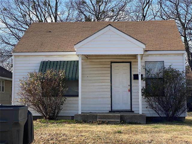 419 C Street NW, Ardmore, OK 73401 (MLS #2042272) :: Hopper Group at RE/MAX Results