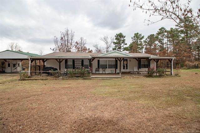 79014 S 4763, Stilwell, OK 74960 (MLS #2042282) :: Hometown Home & Ranch