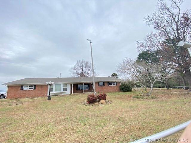 4660 Elm Grove Road, Muskogee, OK 74403 (MLS #2042284) :: Hopper Group at RE/MAX Results