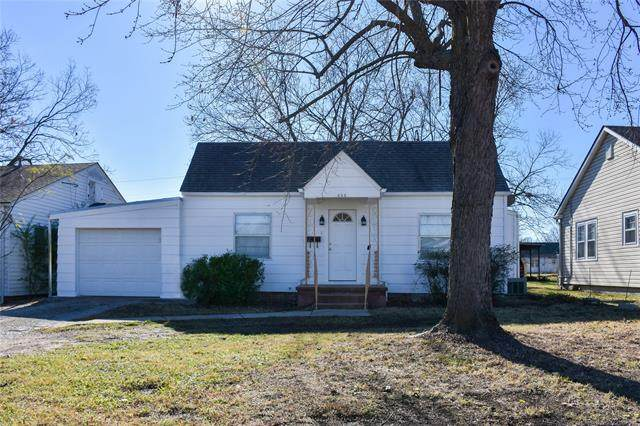 605 W 20th, Ada, OK 74820 (MLS #2042307) :: RE/MAX T-town