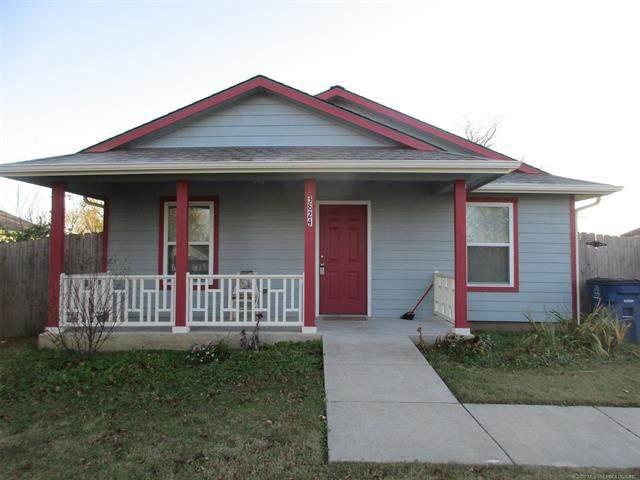 3824 W 55th Place, Tulsa, OK 74107 (MLS #2042331) :: 580 Realty