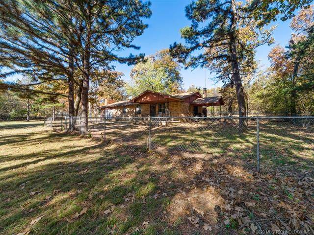 60 Quail Run, Locust Grove, OK 74352 (MLS #2042353) :: Hopper Group at RE/MAX Results