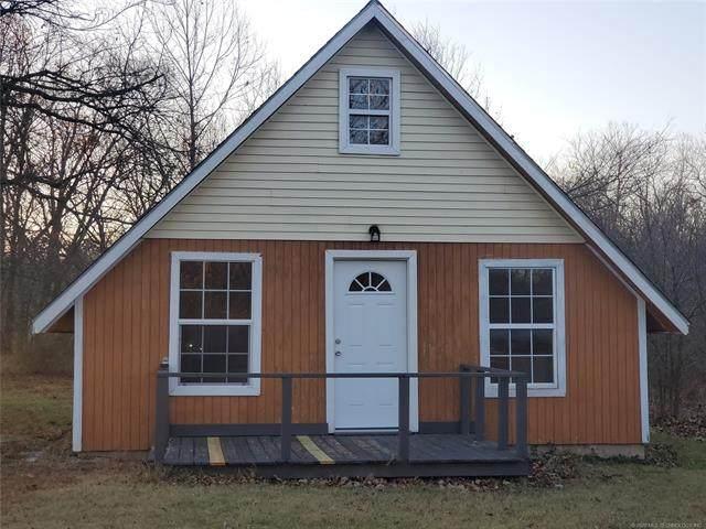 26911 E 340 Road, Big Cabin, OK 74332 (MLS #2042361) :: Hometown Home & Ranch