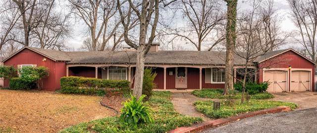 4733 S Evanston Avenue, Tulsa, OK 74105 (MLS #2042381) :: Hometown Home & Ranch
