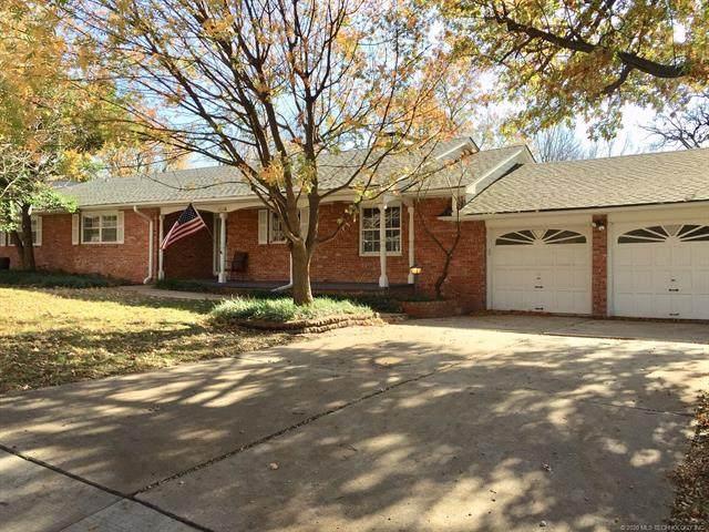 4146 E 43rd Street, Tulsa, OK 74135 (MLS #2042382) :: Hopper Group at RE/MAX Results