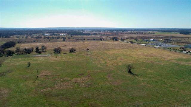S Yale Avenue, Bixby, OK 74008 (MLS #2042394) :: 918HomeTeam - KW Realty Preferred