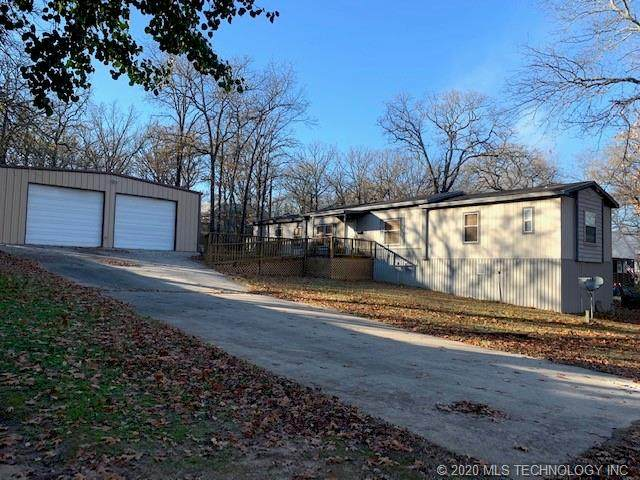 10597 Park View, Kingston, OK 73439 (MLS #2042433) :: 918HomeTeam - KW Realty Preferred