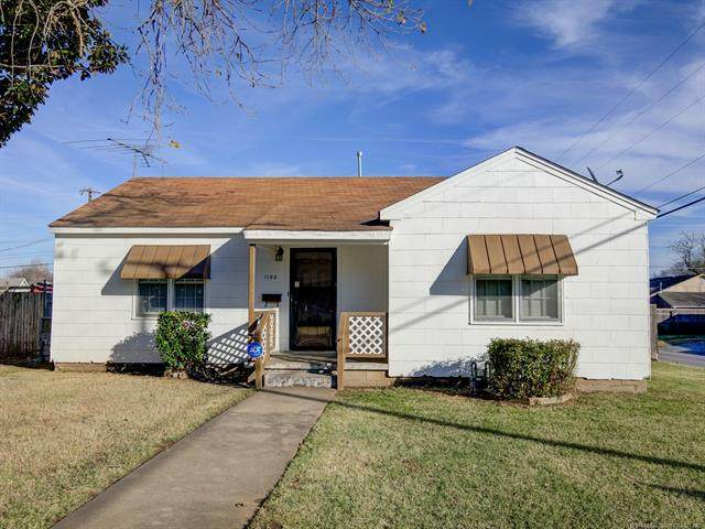 1103 N Gary Place, Tulsa, OK 74110 (MLS #2042450) :: Hopper Group at RE/MAX Results
