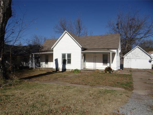 509 W Adams Street, Mcalester, OK 74501 (MLS #2042460) :: Hopper Group at RE/MAX Results