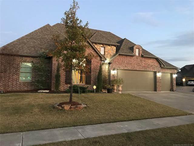 11709 S Umber Place, Jenks, OK 74037 (MLS #2042467) :: 918HomeTeam - KW Realty Preferred