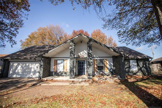 13523 E 40th Street, Tulsa, OK 74134 (MLS #2042483) :: Hopper Group at RE/MAX Results