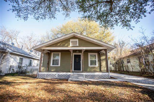 407 S Wheeling Avenue, Tulsa, OK 74104 (MLS #2042511) :: Hopper Group at RE/MAX Results