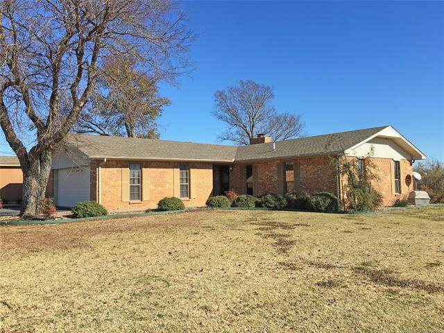 468 Forest Lane Road, Ardmore, OK 73401 (MLS #2042528) :: Hopper Group at RE/MAX Results