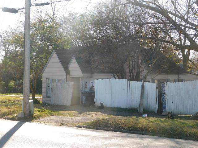 1327 N 7th Avenue, Durant, OK 74701 (MLS #2042548) :: Active Real Estate