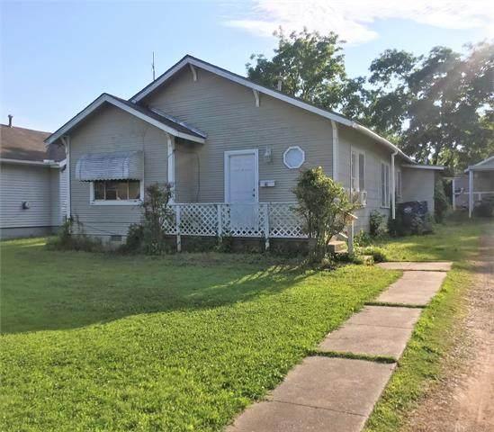 413 N Park Street, Seminole, OK 74868 (MLS #2042602) :: 918HomeTeam - KW Realty Preferred