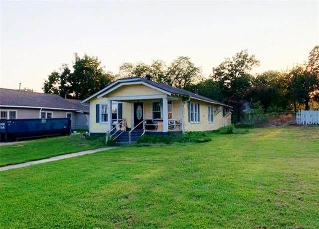 417 N Park Street, Seminole, OK 74868 (MLS #2042603) :: 918HomeTeam - KW Realty Preferred