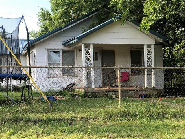 1828 W Strothers Avenue, Seminole, OK 74868 (MLS #2042604) :: Hopper Group at RE/MAX Results