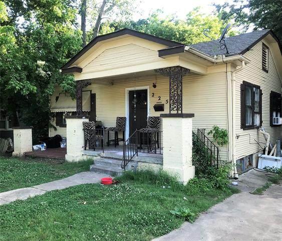 225 Jefferson Street, Seminole, OK 74868 (MLS #2042606) :: RE/MAX T-town