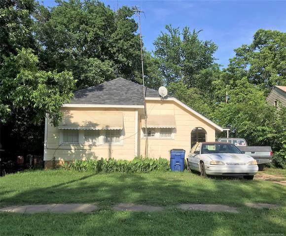220 Jefferson Street, Seminole, OK 74868 (MLS #2042607) :: RE/MAX T-town