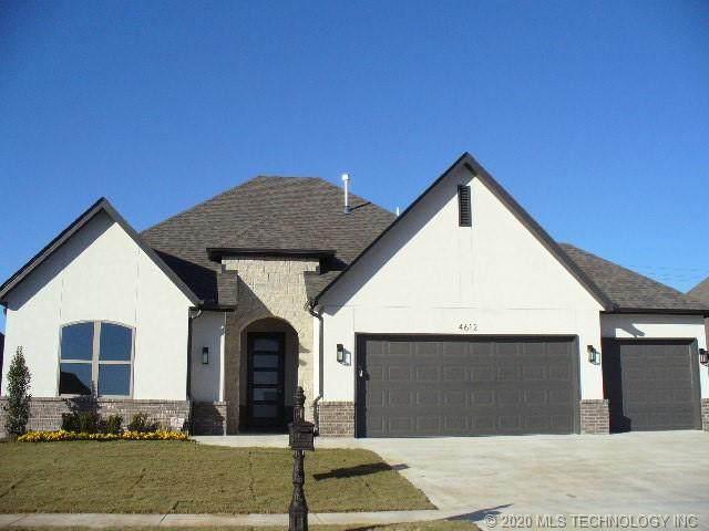 4612 S 185th East Avenue, Tulsa, OK 74134 (MLS #2042611) :: 918HomeTeam - KW Realty Preferred