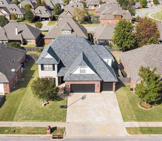 3151 E 145th Street, Bixby, OK 74008 (MLS #2042661) :: 918HomeTeam - KW Realty Preferred